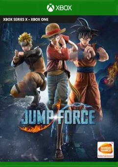 Jump Force Xbox One (UK)