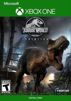 Jurassic World Evolution Xbox One (UK)