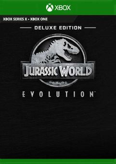Jurassic World Evolution - Deluxe Bundle Xbox One (UK)