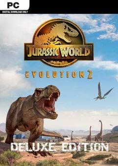 Jurassic World Evolution 2 Deluxe Edition PC