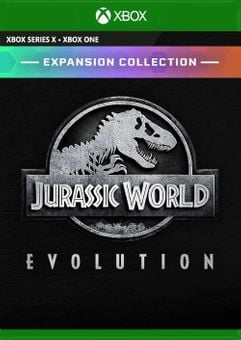 Jurassic World Evolution Expansion Collection Xbox One (UK)