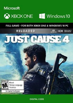 Just Cause 4: Reloaded Xbox One (UK)
