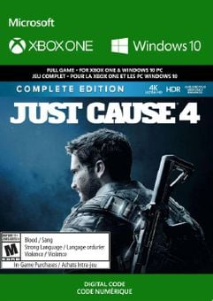 Just Cause 4 - Complete Edition Xbox One (WW)