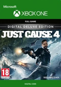 Just Cause 4 Deluxe Edition Xbox One