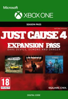 Just Cause 4 Expansion Pass Xbox One