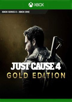 Just Cause 4 - Gold Edition Xbox One (UK)