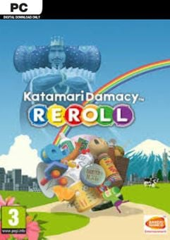 Katamari Damacy REROLL PC