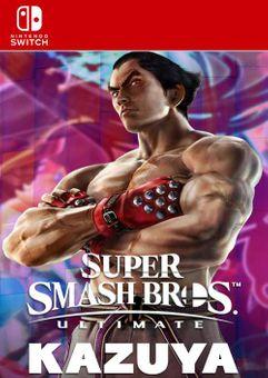 Super Smash Bros. Ultimate: Kazuya Mishima Challenger Pack 10 Switch (EU)