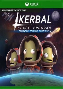 Kerbal Space Program Enhanced Edition Complete Xbox One (UK)