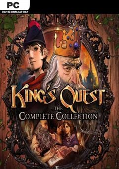 King's Quest Complete Collection PC