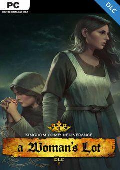 Kingdom Come: Deliverance - A Woman's Lot PC - DLC