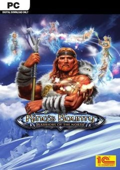 King's Bounty Warriors of the North PC