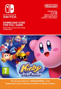 Kirby Star Allies Nintendo Switch (EU)