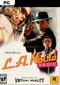 L.A. Noire The VR Case Files PC