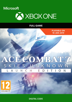 Ace Combat 7 Skies Unknown Standard Launch Edition Xbox One
