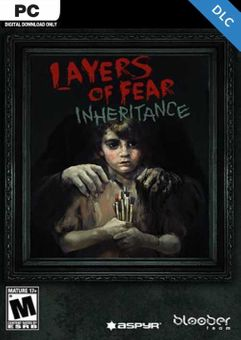 Layers of Fear: Inheritance PC - DLC