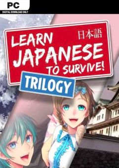 Learn Japanese to Survive! Trilogy Bundle PC (EN)