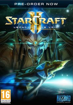 Starcraft 2: Legacy Of The Void + BETA Access PC/Mac