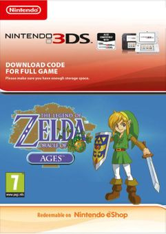 The Legend of Zelda: Oracle of Ages 3DS