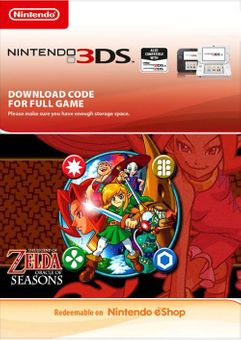 The Legend of Zelda: Oracle of Seasons 3DS
