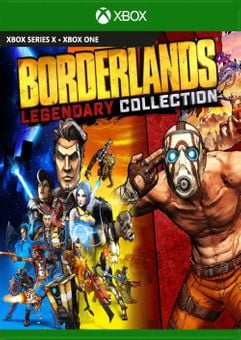 Borderlands Legendary Collection Xbox One (UK)