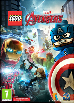 LEGO Marvel's Avengers Season Pass DLC PC