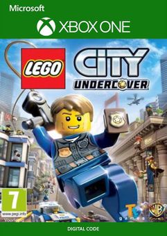 LEGO City Undercover Xbox One (UK)