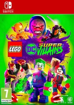 LEGO DC Super-Villains Switch (EU)