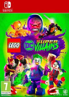 LEGO DC Super-Villains Switch (EU)