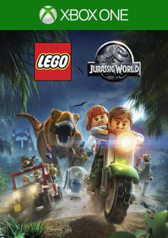 LEGO Jurassic World Xbox One (UK)
