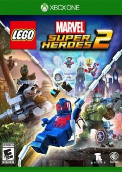 LEGO Marvel Super Heroes 2 - Deluxe Edition Xbox One (UK)