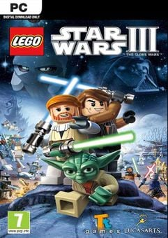 LEGO Star Wars III: The Clone Wars PC