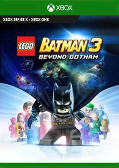 LEGO Batman 3 Beyond Gotham Xbox One (UK)