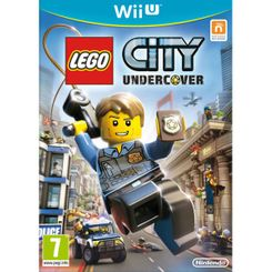 Lego City Undercover Wii U - Game Code