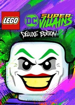 Lego DC Super-Villains Deluxe Edition PC