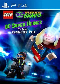 LEGO DC TV Series Super-Villains Character Pack PS4 (EU)
