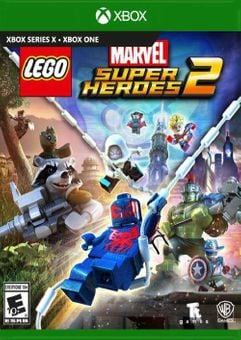 LEGO Marvel Super Heroes 2 Xbox One (US)