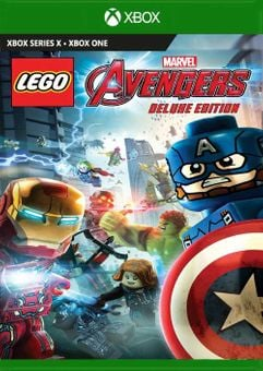 LEGO Marvels Avengers - Deluxe Edition Xbox One (US)