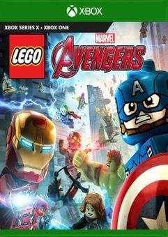 LEGO Marvels Avengers Xbox One (US)