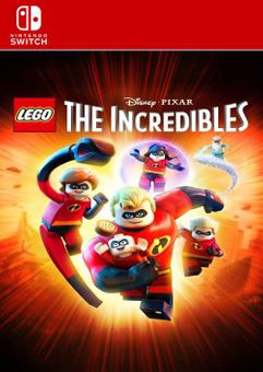 LEGO The Incredibles Switch (EU)
