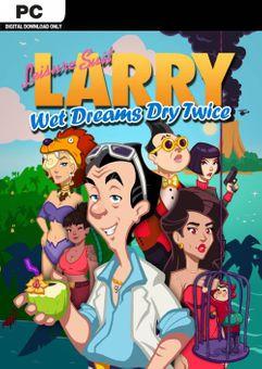 Leisure Suit Larry - Wet Dreams Dry Twice PC