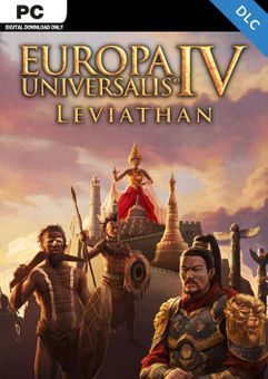 Europa Universalis IV Leviathan PC - DLC