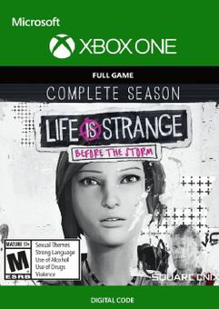 Life is Strange Before the Storm - Complete Season Xbox One (WW)