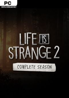Life Is Strange 2 Complete Season PC + DLC