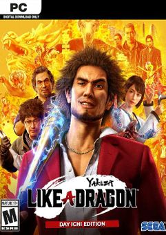 Yakuza: Like a Dragon Day Ichi Edition PC (EU)