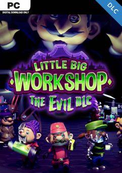 Little Big Workshop - The Evil PC - DLC