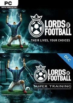 Lords of Football PC + Super Training DLC