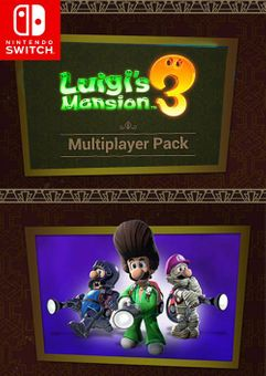 Luigi's Mansion 3 - Multiplayer Pack Switch (EU)