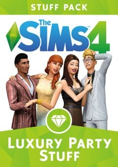 The Sims 4 - Luxury Party Stuff PC