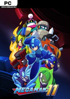 Mega Man 11 PC